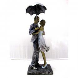 Classy Romantic Couple Figurine - (ARCH-425)