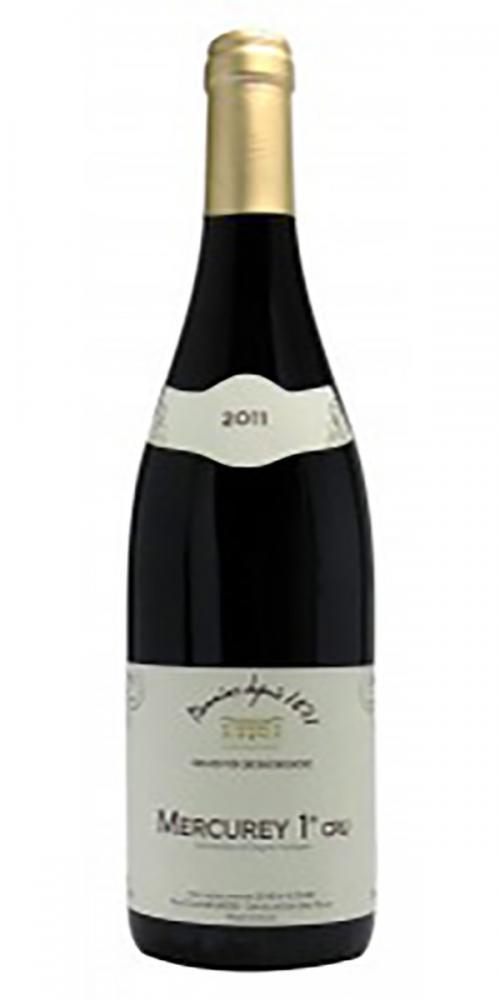 Collin Bourisset Bourgogne Mercurey 1er Cru 2011 - (GL-003)