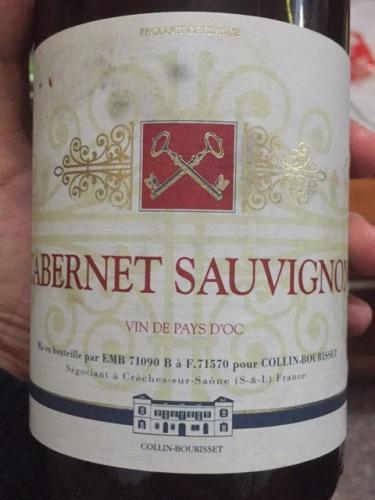 Collin Bourisset Cabernet Sauvignon 2013 - (GL-025)