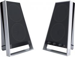 Altec Lansing 2 Piece Mid Level Speaker