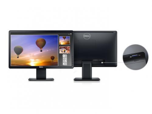 """Dell E1914H Black 18.5"""" 5ms Widescreen LED Backlight Monitor"""