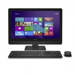 Dell Inspiron 5348 i5348-5557BLK 23-Inch All-in-One Touchscreen Desktop (Intel Core i5 Processor, 8GB RAM)