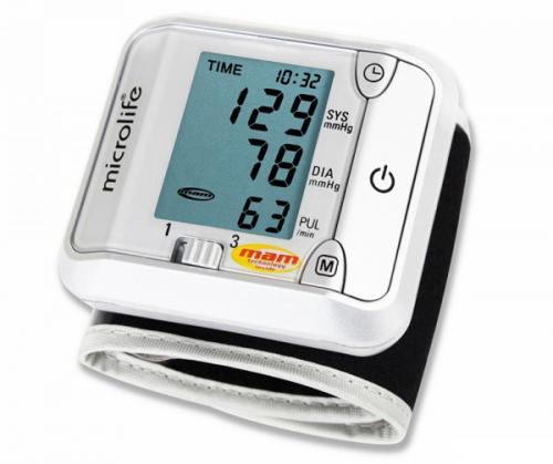 Digital BP Machine (Wrist Watch Blood Pressure Monitor)