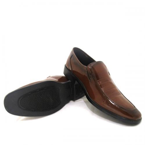 Dorking Stylish Brown Formal Shoes For Men - (SB-0019)