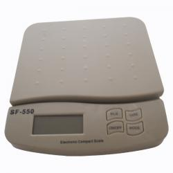 Electronic Compact Scale - (SF-550)
