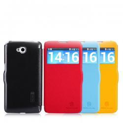 LG Flip Cover with Sensor for LG G Pro Lite D686 - (LG-G-PRO)