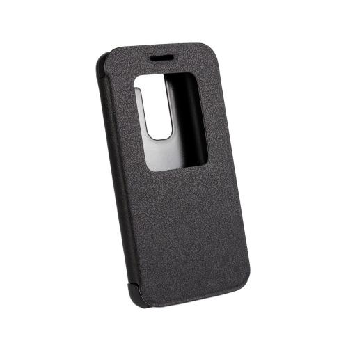 LG Flip Cover with Sensor for LG G2 Mini D620 - (LG-G2-MINI)