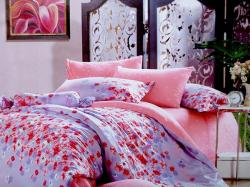 Floral Themed 100% Cotton Blanket Cover (GW-CBK-011)