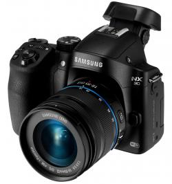 Samsung Mirror less Camera - (NX30)
