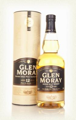 Glen Moray 12 Years Old (700ml)