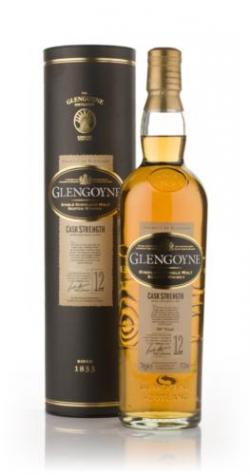 Glengoyne Cask Strength Aged 12yrs Alc 57.2 % (1000ml)