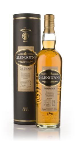 Glengoyne Cask Strength Aged 12yrs Alc 57.2 % (1000ml)