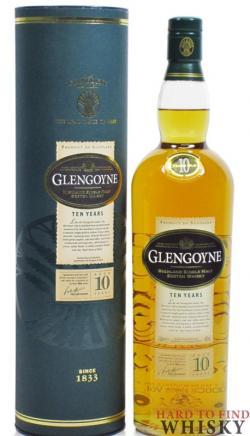 Glengoyne Highland Single Malt Aged 10yrs (1000ml)