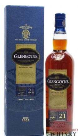 Glengoyne Sherry Matured Aged 21yrs (700ml)