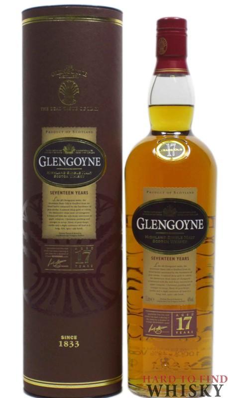 Glengoyne Single Highland Malt Aged 17yrs (750ml)
