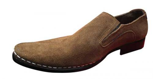 Brown Soft Party Shoes (TK-0012)