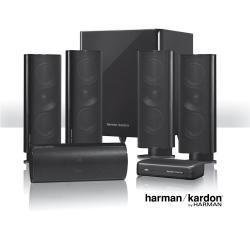 Harman Kardon Hkts 65BQ 5.1Speaker System - (HO-030)
