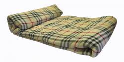 Check Printed Summer Blanket - (GW-BK-014)