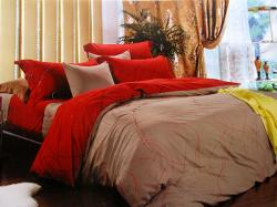 High Quality 4 Pcs Bedding Set - (GW-319)