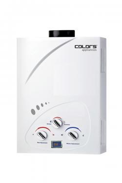 Colors Gas Geyser (GwG-6N) - Digital