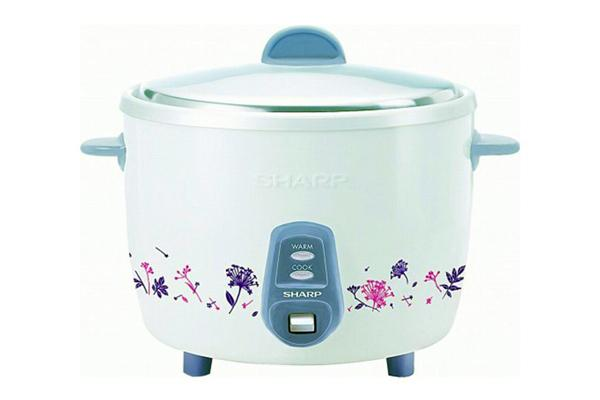 Sharp Rice Cooker (KSH-215) - 1.5 Ltr