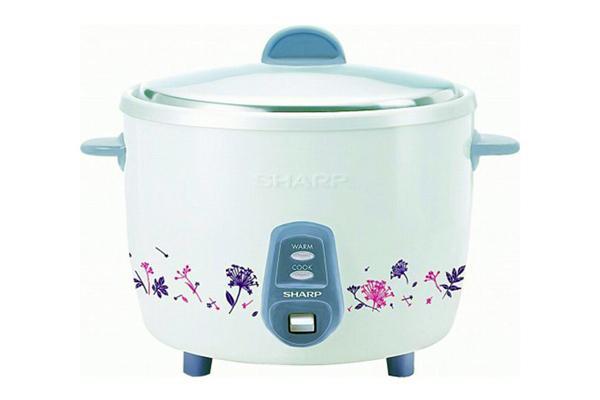 Sharp Rice Cooker (KSH-215) - 1.5 Ltr