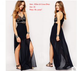 Ethan & Cocoa Long Dress
