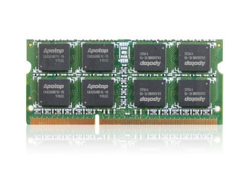 Apotop Ddr3 1333 200-Pin Sodimm (PC3-10600) Memory Module For Mac 4GB - (APP-070)