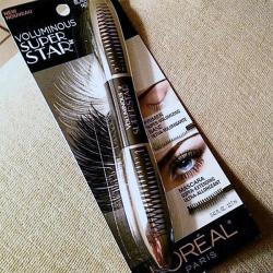 L'Oreal Paris Voluminous Superstar Mascara
