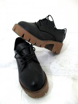 Ladies Formal Leather Ankle Boot