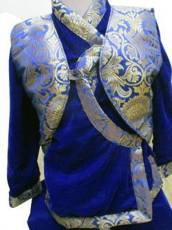 Blue Bhoto Set - (JU-010)