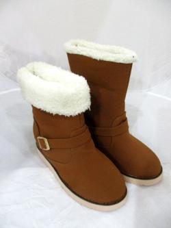 Women's Fashion Snow Boots/Winter Boots Mid-Calf Fur