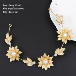 Sunny Floral & Juda Hair Accessory