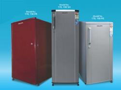 Colors Single Door Refrigerator (190PG) - 190Ltr