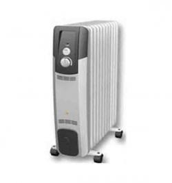 Black & Decker Fan Oil Heaters (OR07) - 1500W