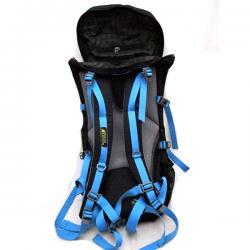 Mountain Black Stone Backpack Trekking Bags