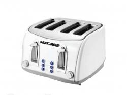 Black & Decker Toaster (ET-124) - 4Slice