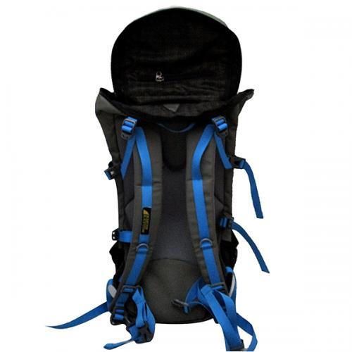 Mountain Black Stone Backpack