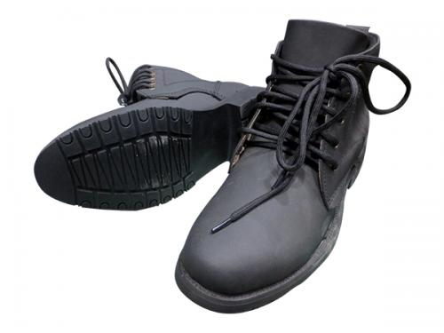 Nubuck Leather Stylish Grey Color Boot (TK-844)