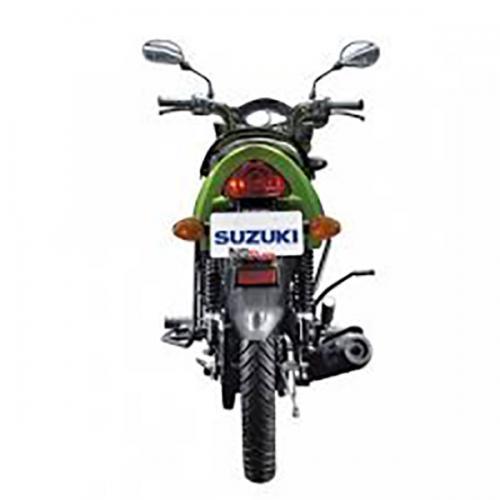 Suzuki Hayate 113