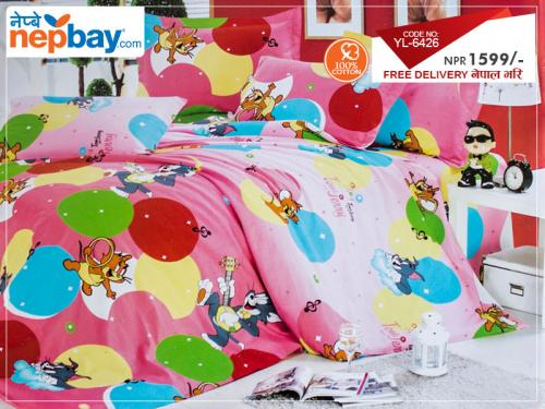 YL Series Bed Sheet (YL-6426)