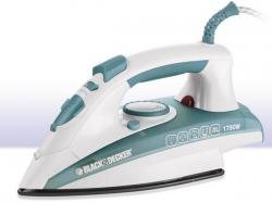 Black & Decker Dry & Stream Iron (X1600)