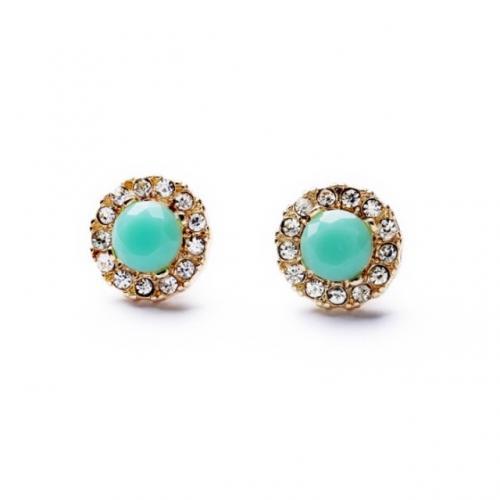 Mint Diamante Studd