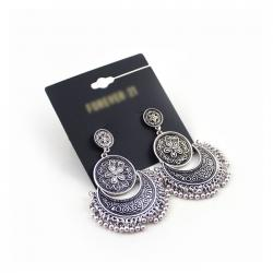 Golden Retro Jhumka