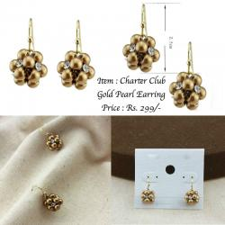 Charter Club Earring