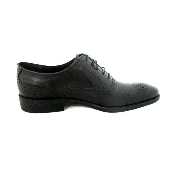 Men's Dark Black Party Shoes