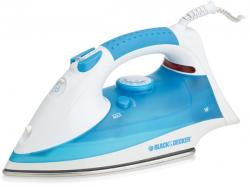Black & Decker Dry & Steam Iron (F1500) - 1300W