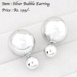 Silver Bubbles