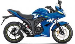 Suzuki Gixxer SF Moto GP