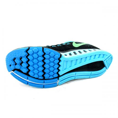 Light Blue & Black Nike Sports Shoes